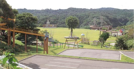 施工実績 土木舗装事業 公園