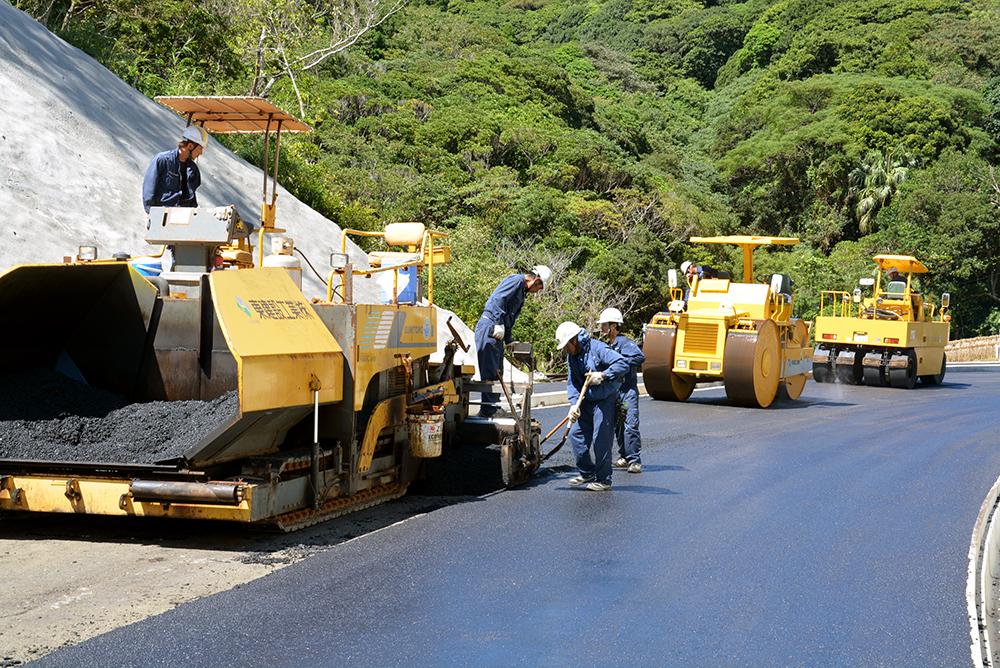 施工実績 土木舗装事業 道路整備(交付金)工事(安城26-6工区)