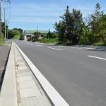 西之表市 石堂地区 道路舗装