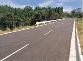 施工実績 土木舗装事業|農免道路