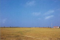 施工実績 土木舗装事業 サッカー場の施設整備